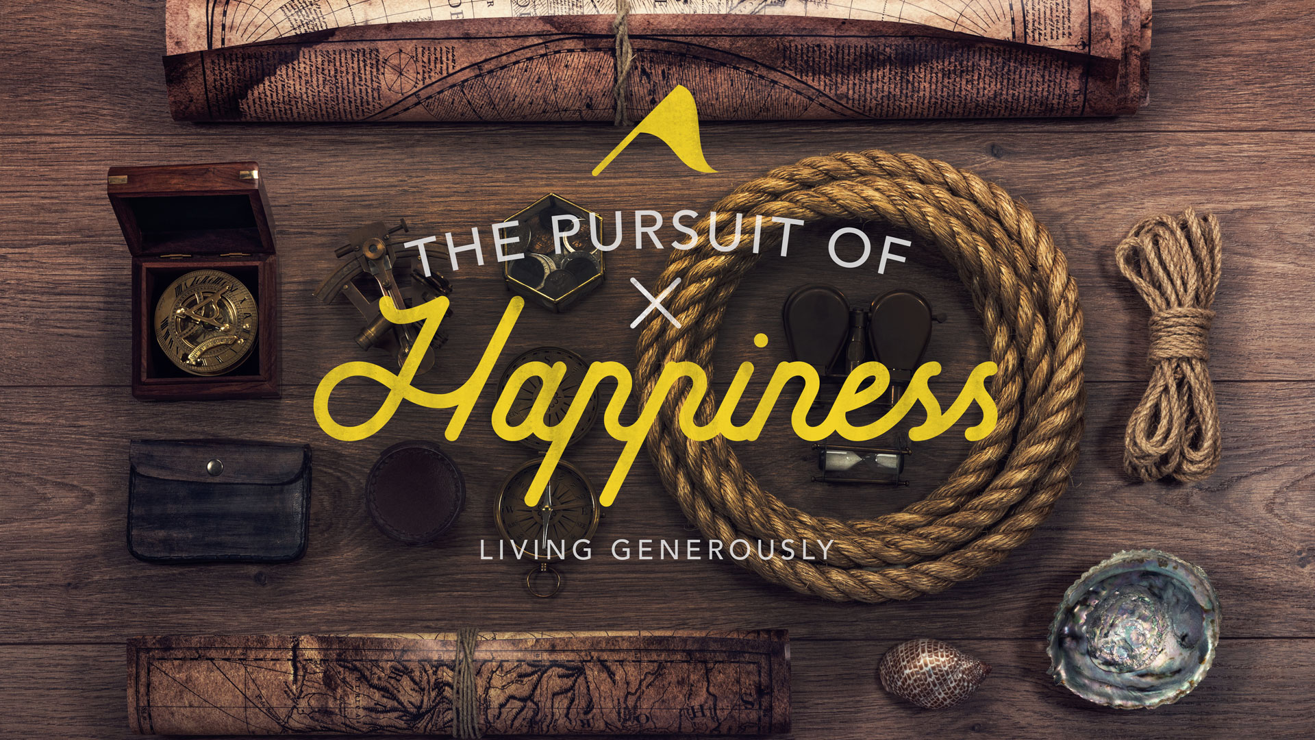 The Pursuit of Happiness | Hills Christian Church